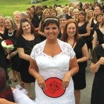 The Guinness Book World Record For Most Bridesmaids At A Wedding Has Shot Up To 168 From 127!