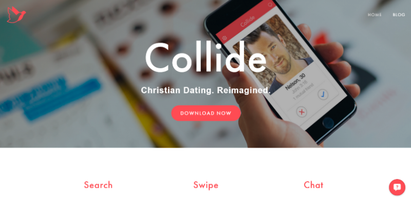 Christian dating app colide