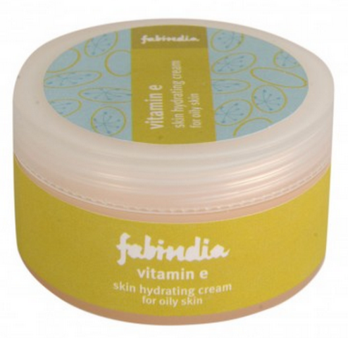fabindia vitamin e skin hydrating cream