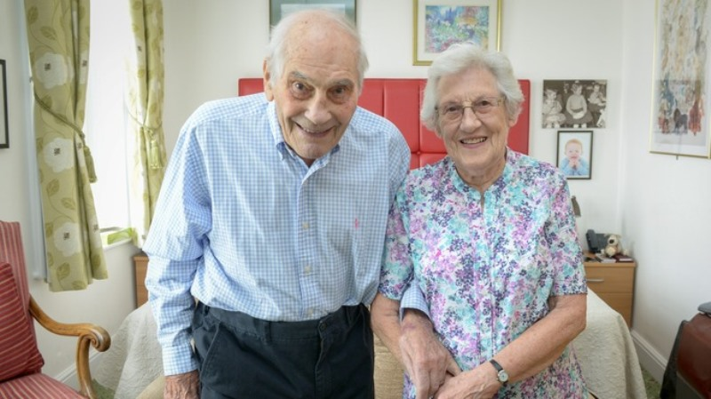 george and doreen
