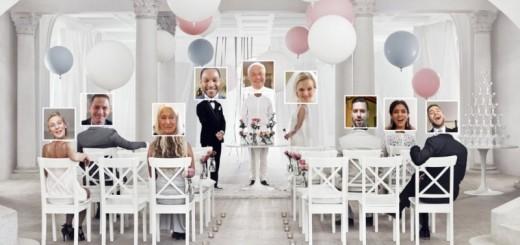 ikea wedding online