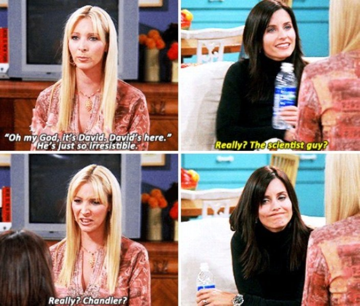 phoebe buffay_calling monica out