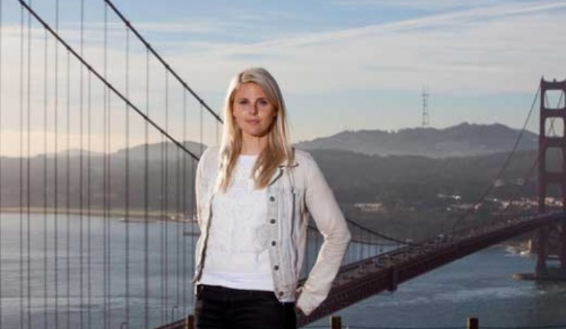 robyn exton on channel 4's how to be a young billionaire
