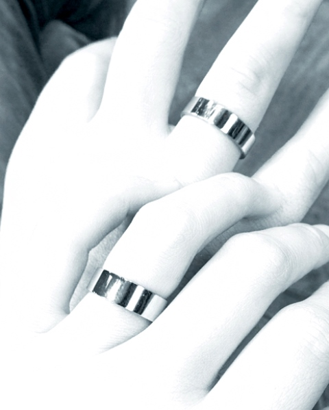 stana katic and her husband kris brjklc show off their wedding rings