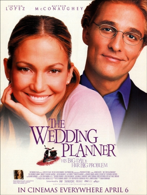 The Wedding Planner, 2001