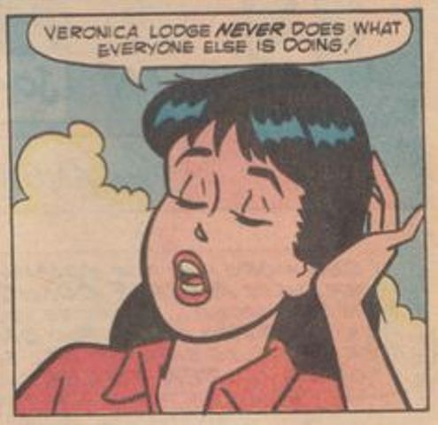 veronica lodge_different