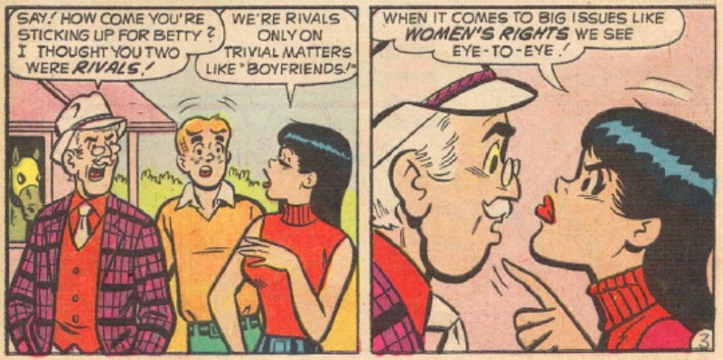 veronica lodge_friendship
