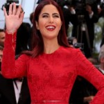 Katrina Kaif Debuts On The Red Carpet At The 68th Cannes International Film Festival