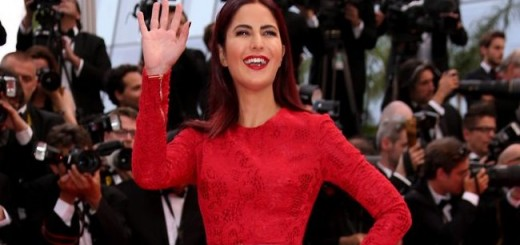 katrina at cannes debut