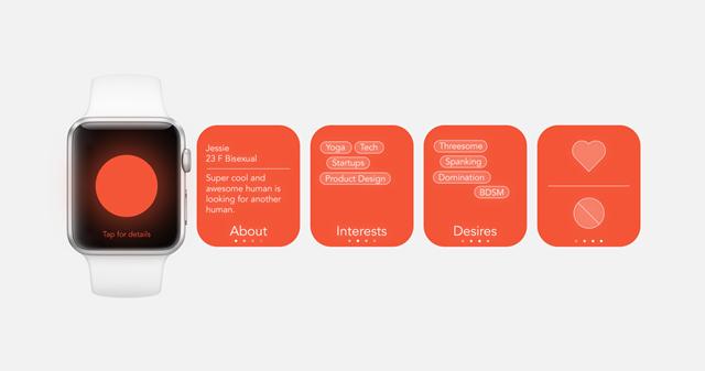 3inder watch app