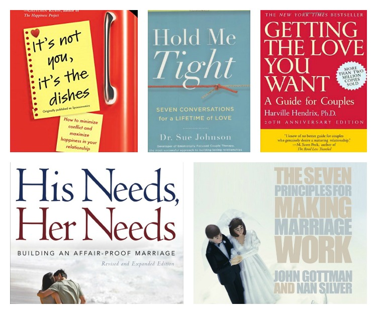Best Marriage Advice Books