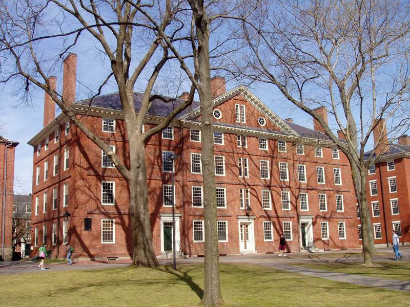 Hollis Hall, Harvard University