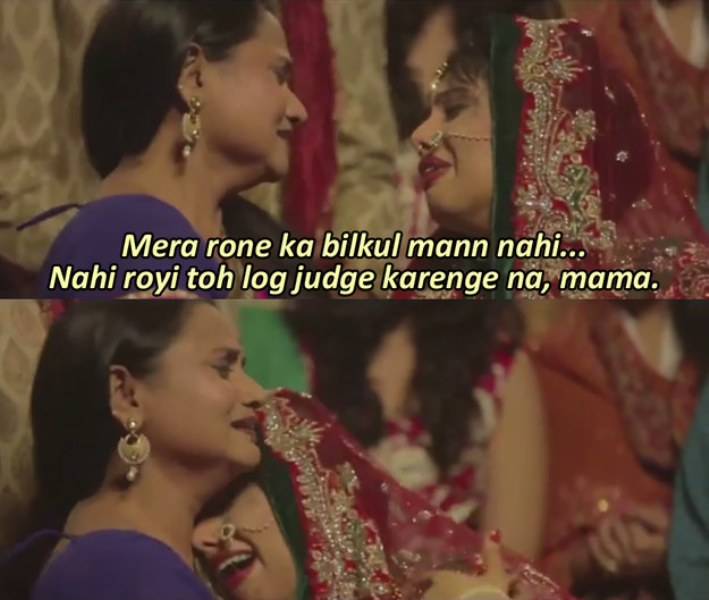 A still from AIB Honest Indian Weddings Part 2