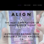 Suffering From Star-crossed Love? Worry Not, For Align Dating App Comes To The Rescue!