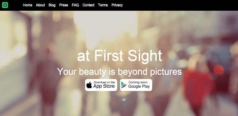 love at first sight dating app From oversexed photos to depressing status updates, these online dating devyn gives the women an online dating tutorial complete with new photos and an.