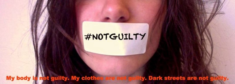 ione wells' #notguilty campaign