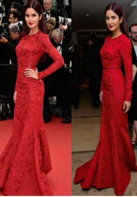 Katrina Kaif on day 2 of Cannes