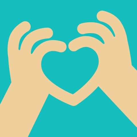 LoveFlutter logo