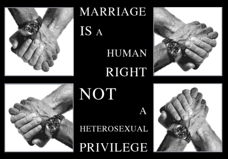 marriage is a right