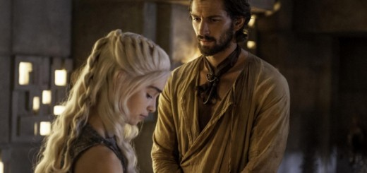 michiel huisman in game of thrones with emilia clarke