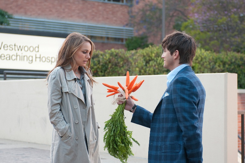 A still from No Strings Attached