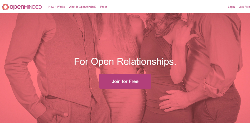 What Does Open Minded Mean On Hookup Sites