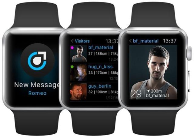 planetromeo watch app