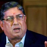 ICC Chief N Srinivasan Accused By Gay Son Of Forcing Him To Marry A Woman