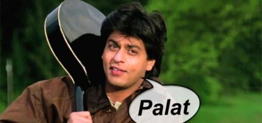 Shahrukh Khan in Dilwale Dulhania Le Jaayenge