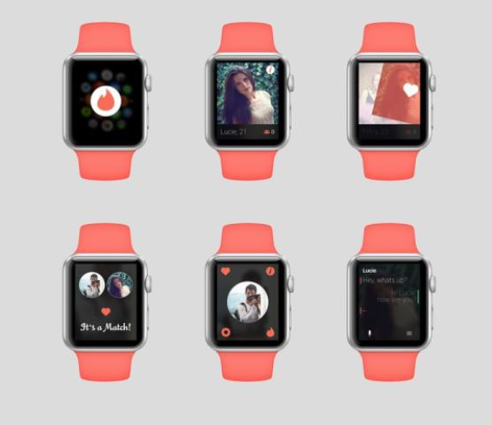 tinder watch app