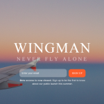 Wingman App – A Tinder For The Skies?