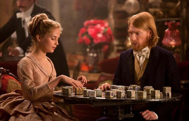 Levin and Kitty in Anna Karenina