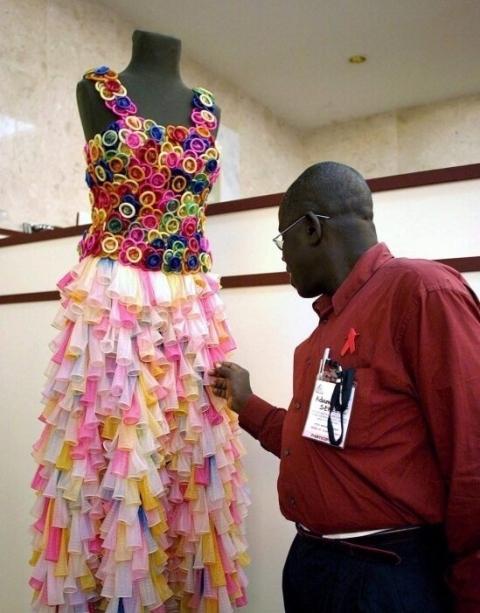 the condom bride