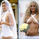 15 Weird Wedding Dresses That Left Us Scratching Our Heads