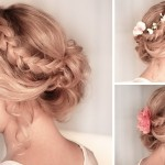 20 Chic Bridesmaid Hairstyles For Medium Length Hair