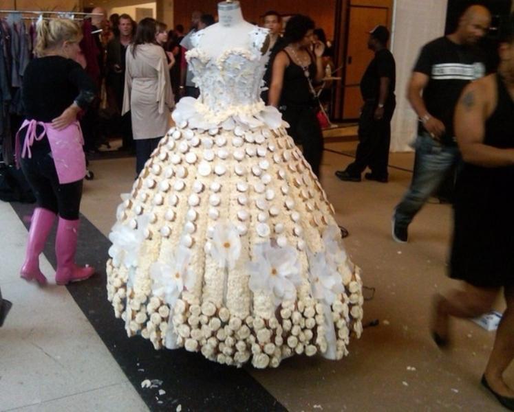the creampuff bride