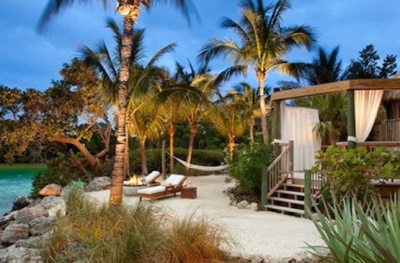 Island Romance Suite, Little Palm Island Resort & Spa, Florida Keys