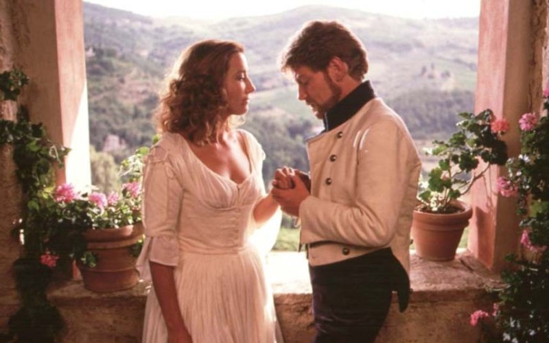 Beatrice and Benedick in Much Ado About Nothing