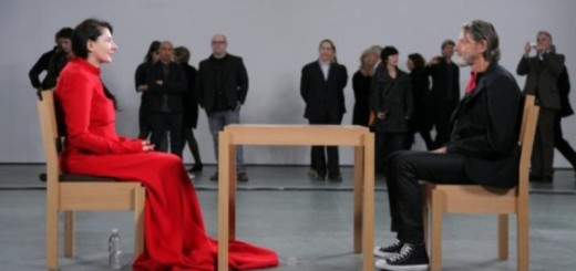 Marina Abramović and Ulay