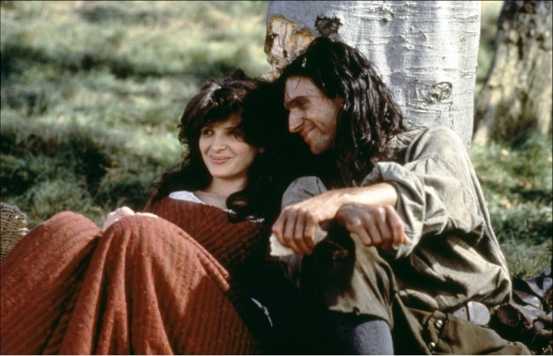Heathcliff and Catherine in Wuthering Heights