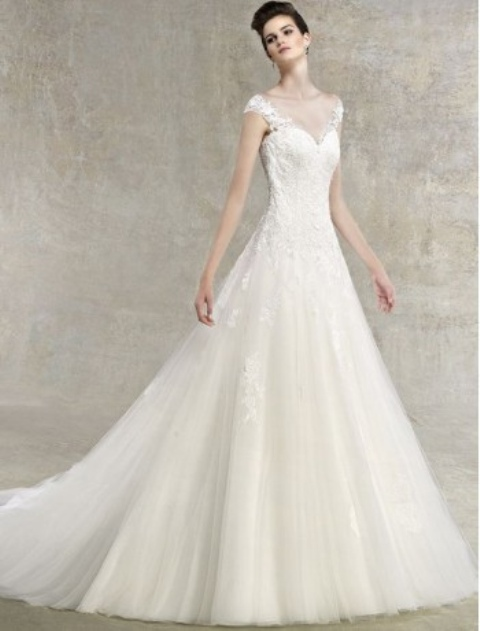 ball gown wedding dress1