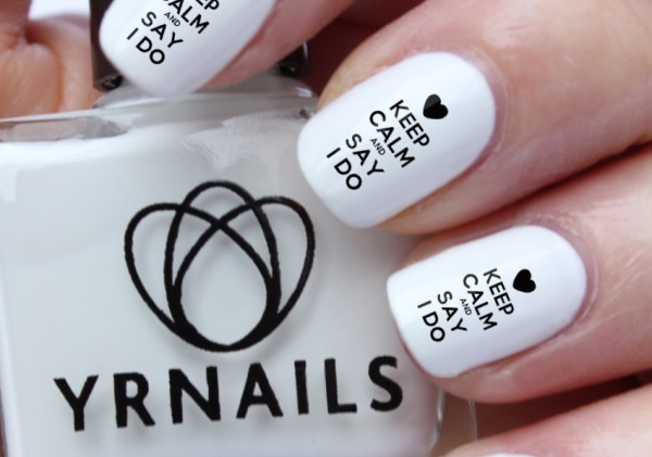 customized nails