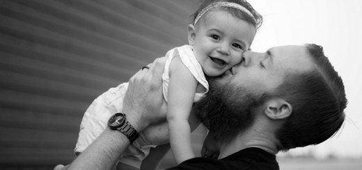 father and baby_New_Love_Times