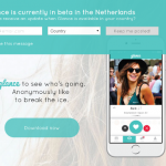 Glance Dating App Lets You Fall In Love At A Music Festival