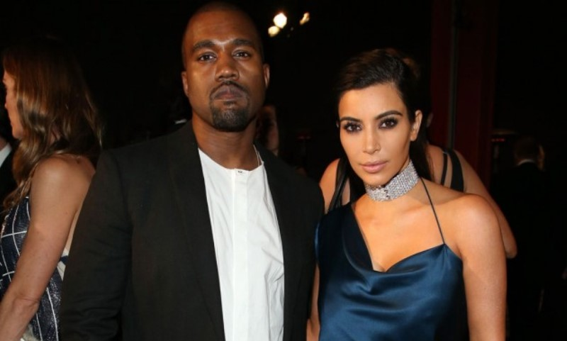 kanye west and kim kardashian1