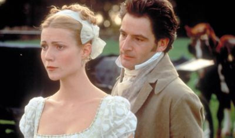 Knightley and Emma in Emma