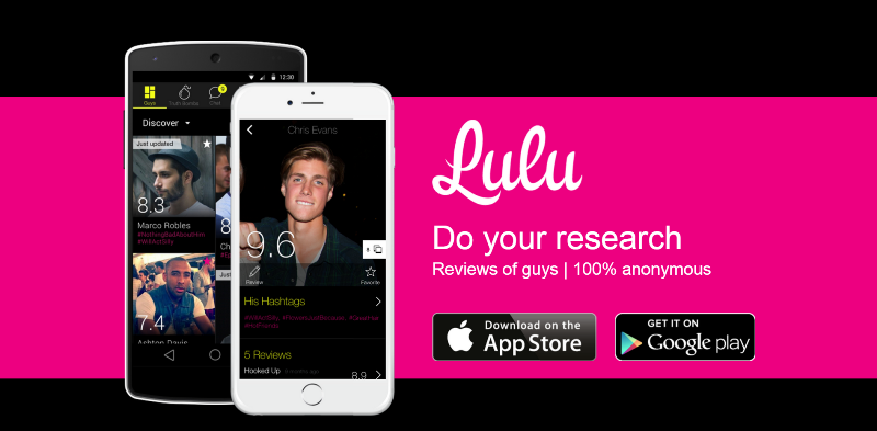 lulu dating app home page