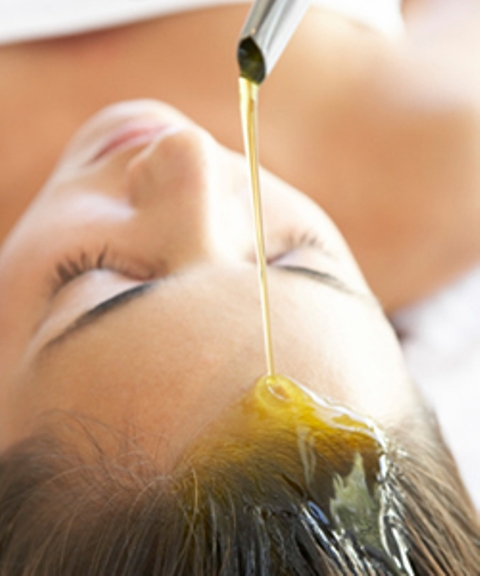 olive oil hair massage_New_Love_Times