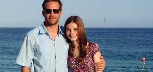 paul walker with daughter meadow rain - Copy