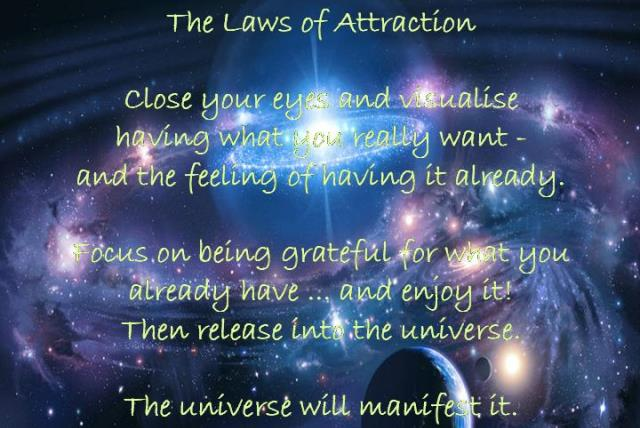 the law of attraction1